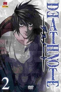 Death Note (1ª Temporada) - Poster / Capa / Cartaz - Oficial 30