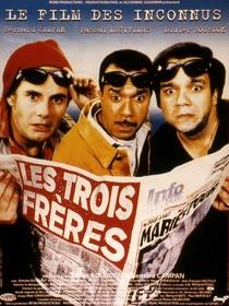 Les Trois Frères - Poster / Capa / Cartaz - Oficial 1