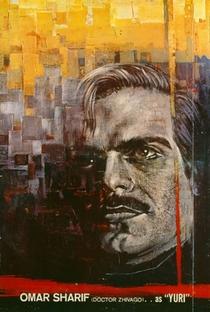 Doutor Jivago - Poster / Capa / Cartaz - Oficial 3