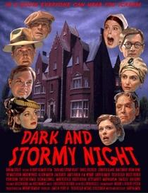 Uma Noite Escura e Tempestuosa - Poster / Capa / Cartaz - Oficial 2
