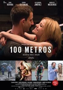100 metros - Poster / Capa / Cartaz - Oficial 1