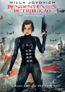Resident Evil 5: Retribuição - Poster / Capa / Cartaz - Oficial 23