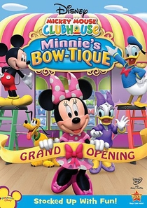 A Casa do Mickey Mouse - A Lojinha da Minnie - Poster / Capa / Cartaz - Oficial 2