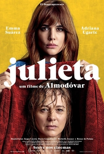 Julieta - Poster / Capa / Cartaz - Oficial 1