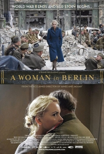 Anônima - Uma Mulher em Berlim - Poster / Capa / Cartaz - Oficial 1