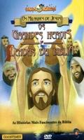 Os Milagres de Jesus - Os Grandes Heróis e Lendas da Bíblia - Poster / Capa / Cartaz - Oficial 2