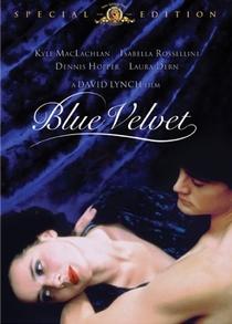 Veludo Azul - Poster / Capa / Cartaz - Oficial 1