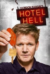 Hotel Hell (1ª Temporada) - Poster / Capa / Cartaz - Oficial 1