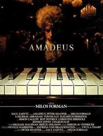Amadeus - Poster / Capa / Cartaz - Oficial 3