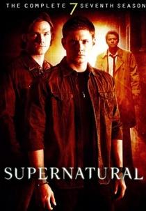 Sobrenatural (7ª Temporada) - Poster / Capa / Cartaz - Oficial 5