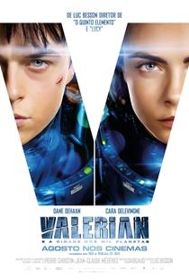 Valerian e a Cidade dos Mil Planetas - Poster / Capa / Cartaz - Oficial 3