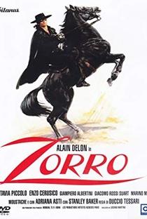 Zorro - Poster / Capa / Cartaz - Oficial 7