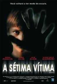 A Sétima Vítima - Poster / Capa / Cartaz - Oficial 1