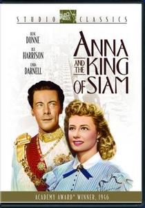 Anna e o Rei do Sião - Poster / Capa / Cartaz - Oficial 2