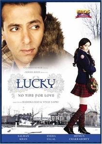 Lucky: No Time For Love  - Poster / Capa / Cartaz - Oficial 1