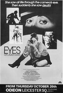 Os Olhos de Laura Mars - Poster / Capa / Cartaz - Oficial 8