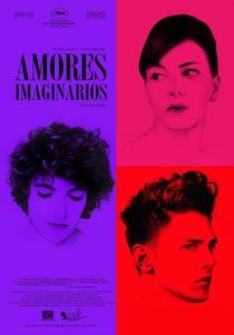 Amores Imaginários - Poster / Capa / Cartaz - Oficial 7