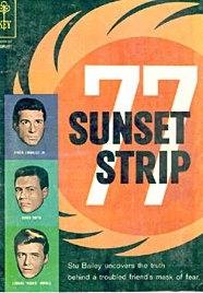 77 Sunset Strip (1ª Temporada)  - Poster / Capa / Cartaz - Oficial 1