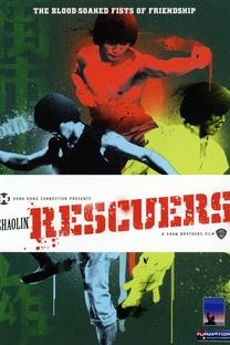 Shaolin Rescuers - Poster / Capa / Cartaz - Oficial 1