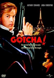 Gotcha! - Uma Arma do Barulho - Poster / Capa / Cartaz - Oficial 2