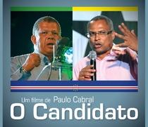 O Candidato - Poster / Capa / Cartaz - Oficial 1