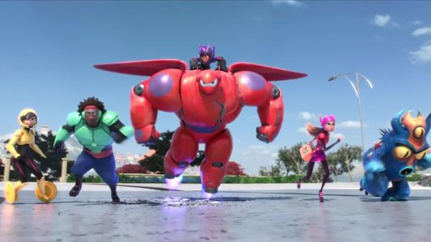 Operação Big Hero 6: sai novo trailer da animação durante a NYCC