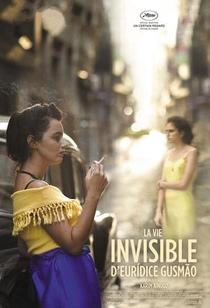 A Vida Invisível - Poster / Capa / Cartaz - Oficial 4