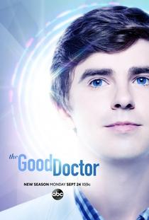 The Good Doctor: O Bom Doutor (2ª Temporada) - Poster / Capa / Cartaz - Oficial 1