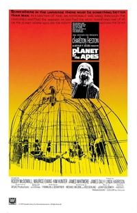 O Planeta dos Macacos - Poster / Capa / Cartaz - Oficial 3