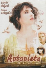 Antonieta - Poster / Capa / Cartaz - Oficial 1