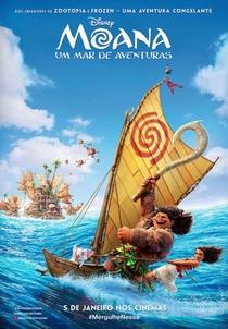 Moana: Um Mar de Aventuras - Poster / Capa / Cartaz - Oficial 7