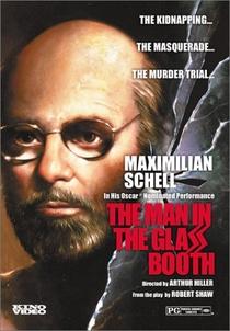 O Homem na Caixa de Vidro - Poster / Capa / Cartaz - Oficial 1