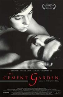 O Jardim de Cimento - Poster / Capa / Cartaz - Oficial 1