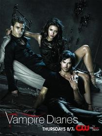 The Vampire Diaries (2ª Temporada) - Poster / Capa / Cartaz - Oficial 1
