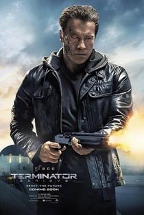 O Exterminador do Futuro: Gênesis - Poster / Capa / Cartaz - Oficial 10