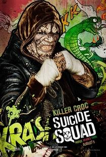 Esquadrão Suicida - Poster / Capa / Cartaz - Oficial 54
