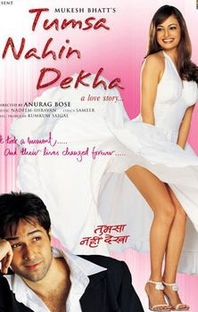 Tumsa Nahin Dekha - Poster / Capa / Cartaz - Oficial 2