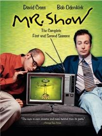 Mr. Show com Bob e David 1º Temporada - Poster / Capa / Cartaz - Oficial 1
