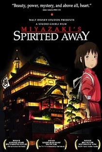 A Viagem de Chihiro - Poster / Capa / Cartaz - Oficial 21
