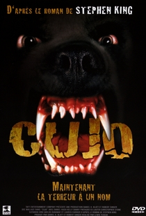 Cujo - Poster / Capa / Cartaz - Oficial 3