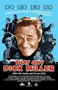 That Guy Dick Miller - Poster / Capa / Cartaz - Oficial 1