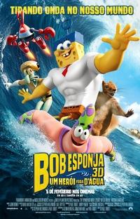 Bob Esponja: Um Herói Fora D'Água - Poster / Capa / Cartaz - Oficial 1