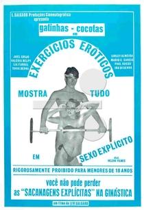 Exercícios Eróticos - Poster / Capa / Cartaz - Oficial 1