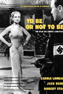 Ser ou Não Ser - Poster / Capa / Cartaz - Oficial 5