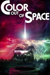 A Cor que Caiu do Espaço - Poster / Capa / Cartaz - Oficial 2