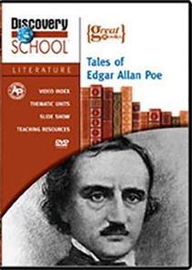 Grandes Livros: Contos de Terror - Edgar Allan Poe - Poster / Capa / Cartaz - Oficial 1