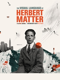 The Visual Language of Herbert Matter - Poster / Capa / Cartaz - Oficial 1