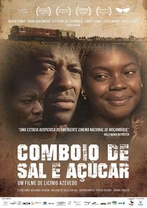 Comboio de Sal e Açúcar - Poster / Capa / Cartaz - Oficial 3