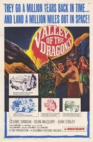 Valley of the Dragons - Poster / Capa / Cartaz - Oficial 1