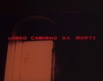 Longo Caminho da Morte - Poster / Capa / Cartaz - Oficial 2